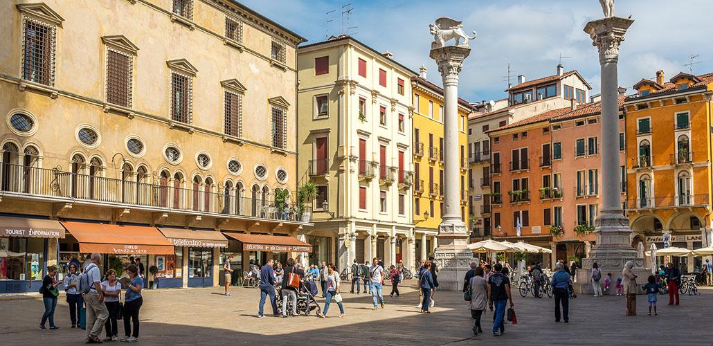 Guide turistiche Vicenza