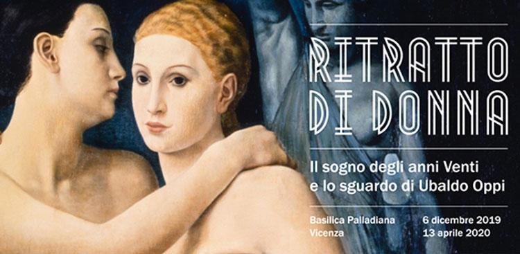 Mostra alla Basilica Palladiana Vicenza - Ritratto di Donna