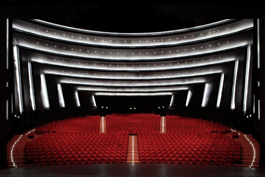 Sala Maggiore del Teatro